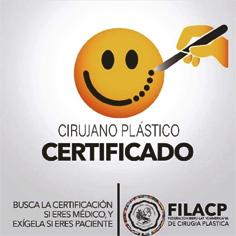 FILACP Cirujano Plastico Certificado